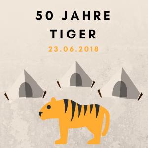 50 Jahre Tiger