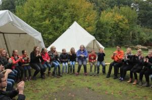 ZLF - Ein Tag im Zeltlager 2015